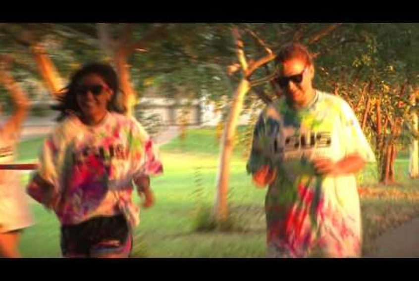 Embedded thumbnail for Fall Color Run 2016