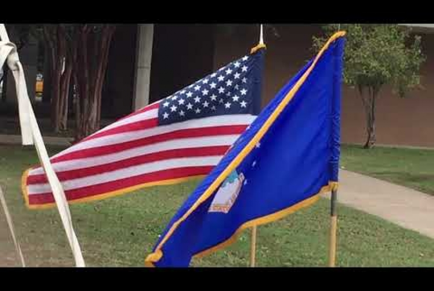 Embedded thumbnail for LSUS VETERANS DAY 2018