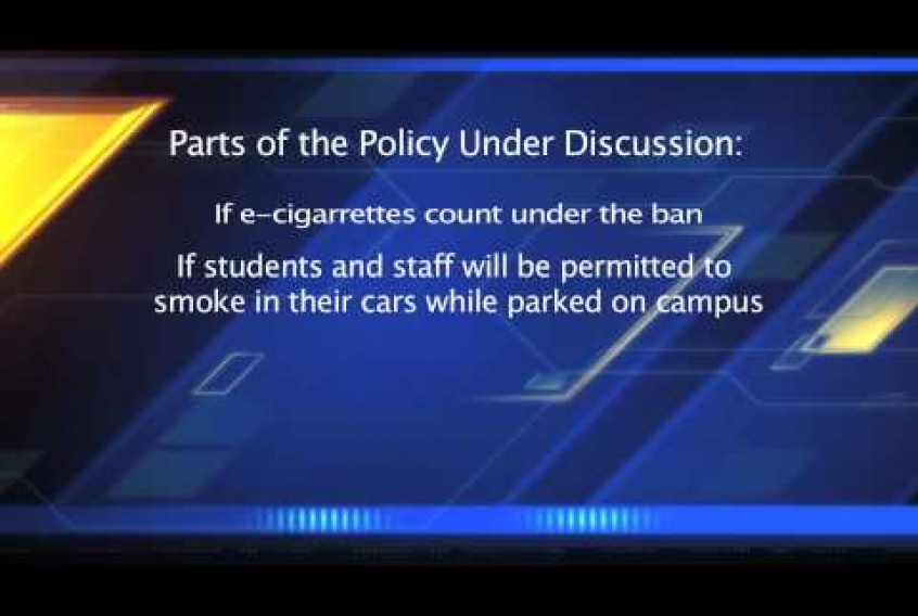 Embedded thumbnail for Smoking Ban Policy
