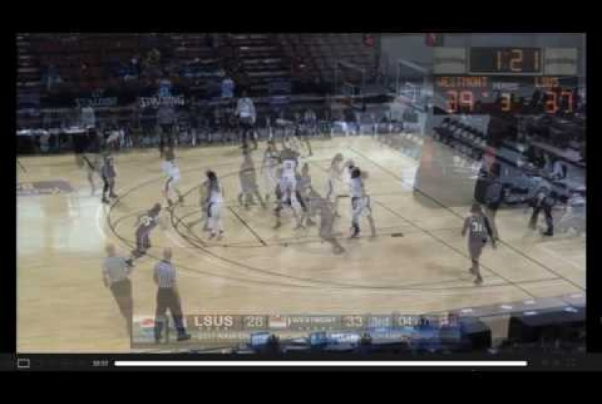 Embedded thumbnail for Lady Pilots Historic Season Ends