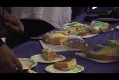 Embedded thumbnail for Mardis Gras Hour at LSUS